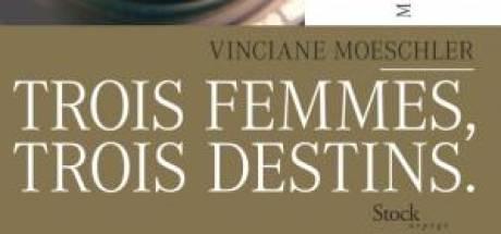 """Le prix Rossel attribué à Vinciane Moeschler, pour """"Trois incendies"""""""