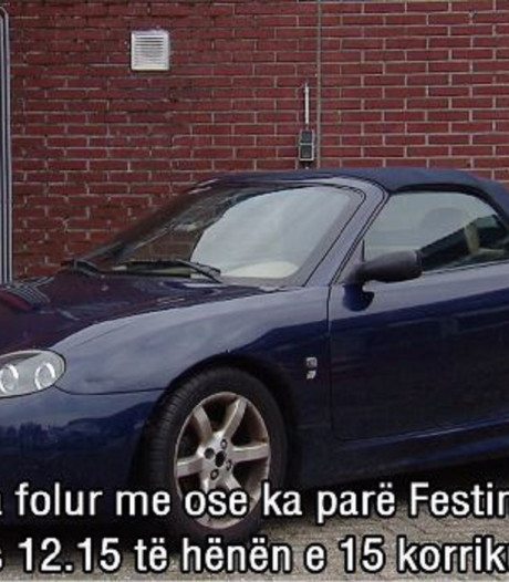 Vermoorde Albanese politicus A'dam-Rijnkanaal: wie herkent deze sportwagen en spullen?