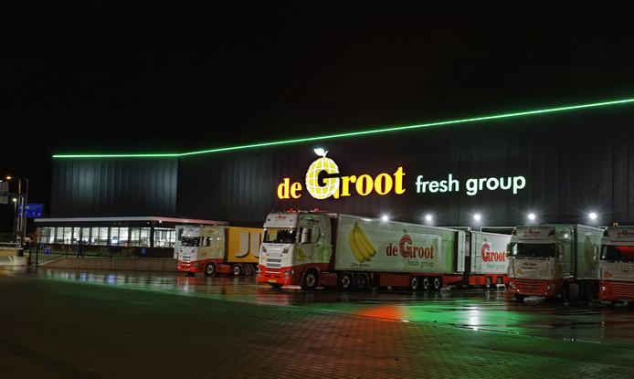 De Groot Fresh Group in Hedel