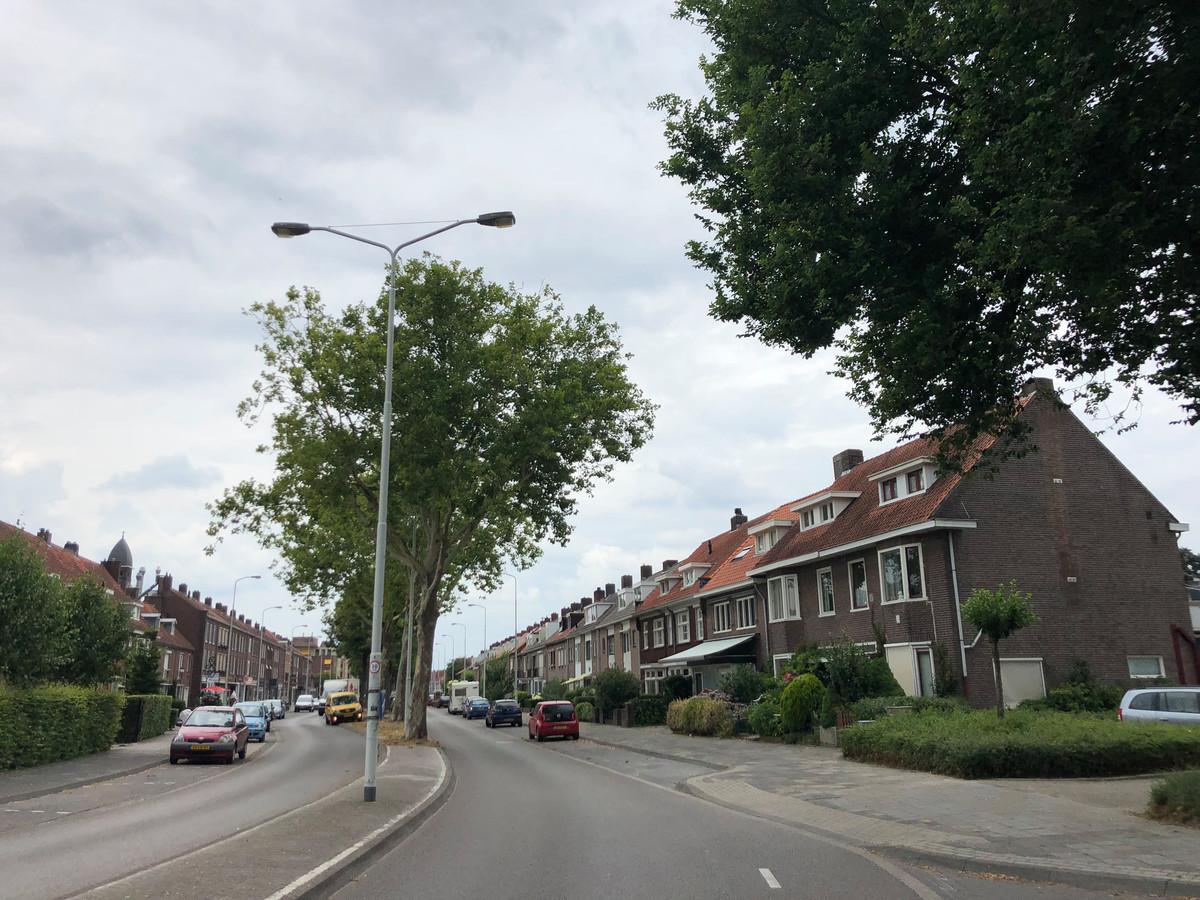 De wijk Het Ven bij het Evoluon in Eindhoven (omgeving Bredalaan) is een van de eerste die (mogelijk) aardgasvrij wordt.