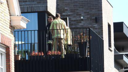 Vrouw valt ongelukkig en komt met hoofd klem te zitten tussen balustrade: brandweer moet haar bevrijden