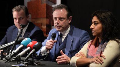 Oppositie dringt aan op ontslag De Wever