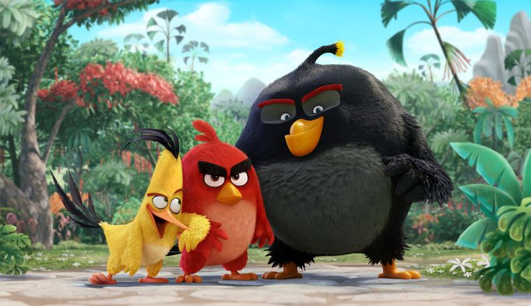 null Beeld Columbia Pictures and Rovio