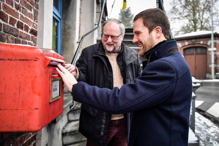 Oudegem verliest haar brievenbus in het centrum. Walter Deygers kaartte de problematiek aan. Schepen Tomas Roggeman laat de stad een brief schrijven naar BPost om het plan een halt toe te roepen.