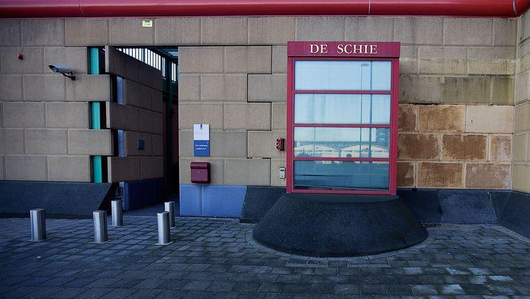 Gevangenis De Schie Beeld ANP