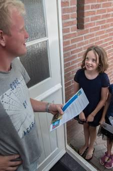 Luttenbergse kids knokken voor nieuw schoolplein