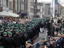Roosendaal alert op terreur bij commandofeest