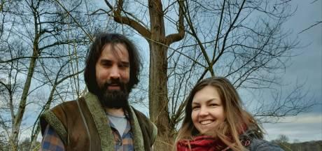 Koen Arts leefde 365 dagen buiten en schreef er een boek over: Wild Jaar
