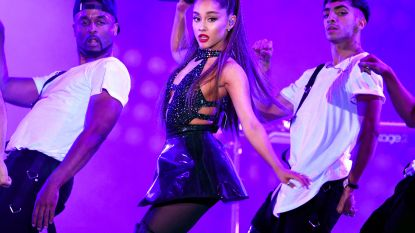 Twee jaar na de aanslag op haar concert in Manchester treedt Ariana Grande er weer op