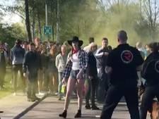 Amstelveen College uit angst gesloten, toch rellen uitgebroken