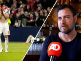 Sjoerd Mossou: Beeld van omvallende Ajax-spelers zal ik niet snel vergeten