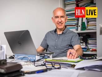 """Biostatisticus Molenberghs: """"Belgische horeca zou als een van de eersten in Europa kunnen heropenen"""""""