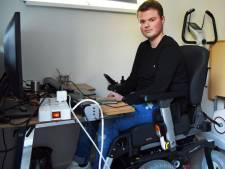 Roy (17) ontwerpt speciale datingsite voor mensen met beperking