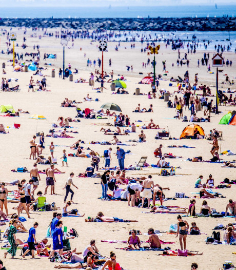 Temperaturen tot 27 graden, weekend nóg warmer: 'We boffen'