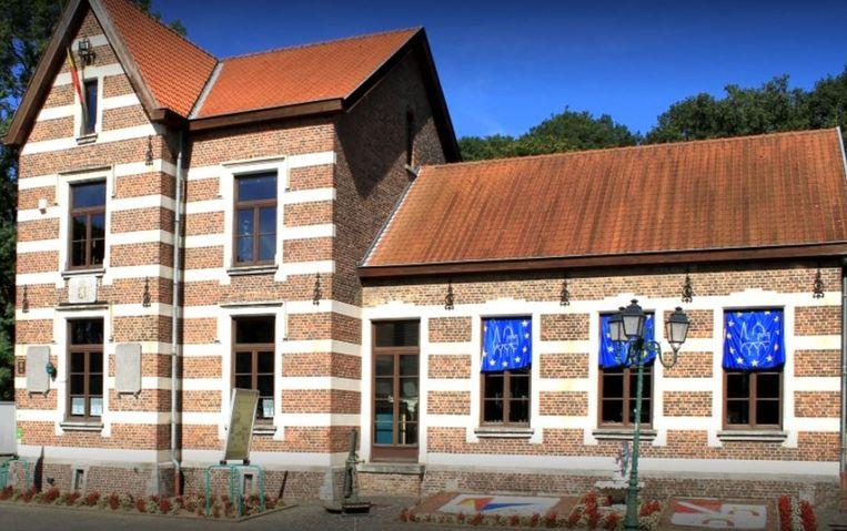 Het museum Pellegrin in Opheylissem gevestigd in de voormalige gemeentescholl