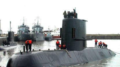 """Argentinië: """"We hebben de middelen niet om gezonken onderzeeër te bergen"""""""