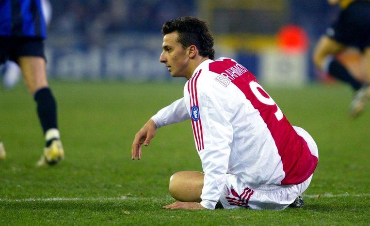 De eerste grote club van Ibrahimovic was Ajax.