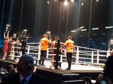 Nieky Holzken verliest van Doumbé in titelgevecht