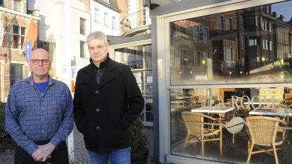 """Horeca Grote Markt moet terrassen verwijderen voor nutswerken: """"Inkomstenbron valt weg net voor lente, een bittere pil"""""""