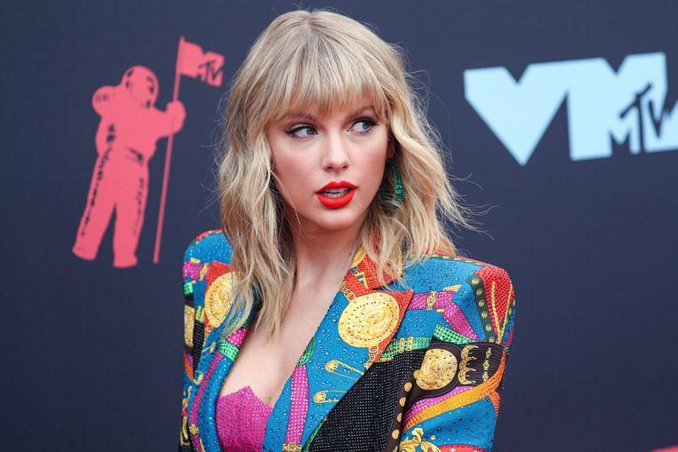 Taylor Swift spreekt openlijk haar steun uit voor de Equality Act