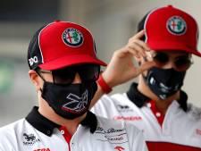 Alfa Romeo conserve Kimi Räikkönen et Antonio Giovinazzi en 2021