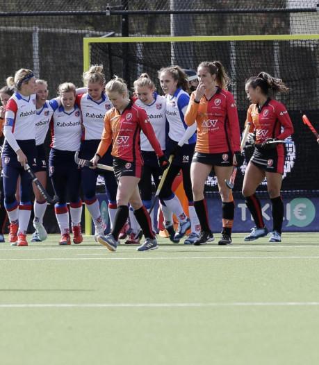 Nederlaag Oranje-Rood in topper tegen SCHC