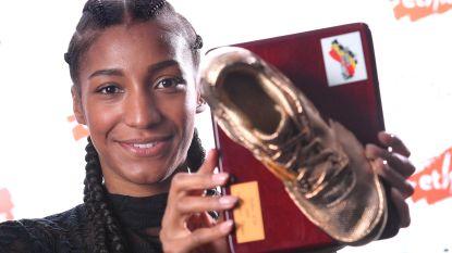 Eéntje meer dan Kim Gevaert: Nafi Thiam wint zevende opeenvolgende Gouden Spike, primeur voor Abdi