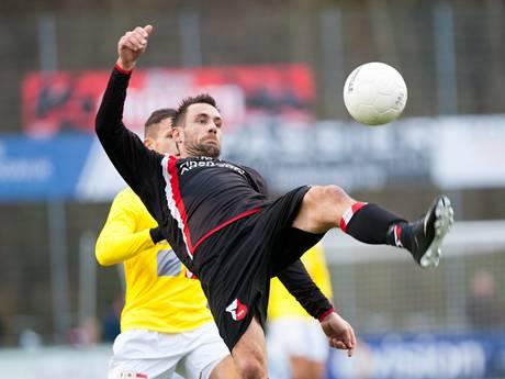 HBS speelt teleurstellend gelijk tegen Jong De Graafschap