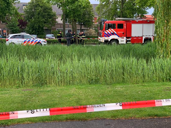 Stoffelijk overschot gevonden in Den Bosch