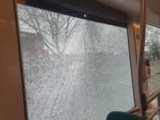 Schot gelost vanuit tram in Schiedam