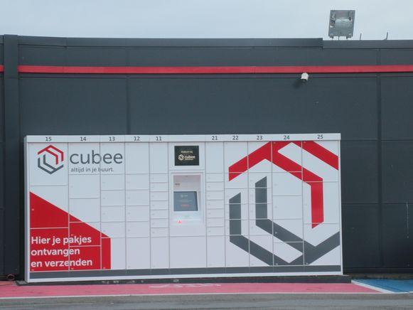 Glabbeek krijgt volgende week een pakjesautomaat.