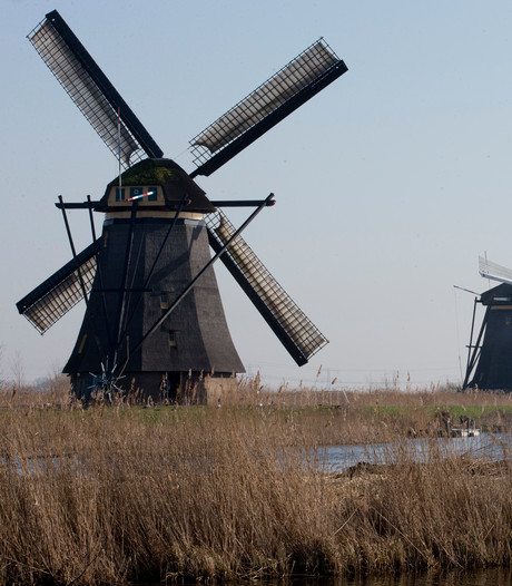 Hollands glorie: Kinderdijk