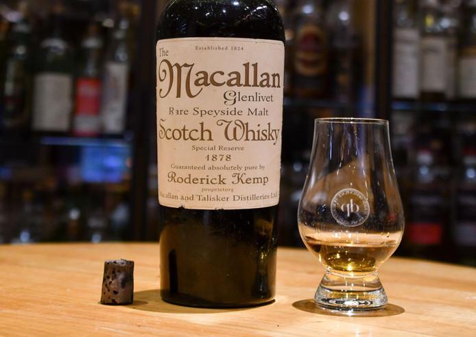 Le Maccalan est connu comme étant le whisky préféré de James Bond.