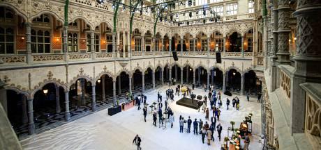 Antwerpse Handelsbeurs vanaf dit weekend open voor publiek