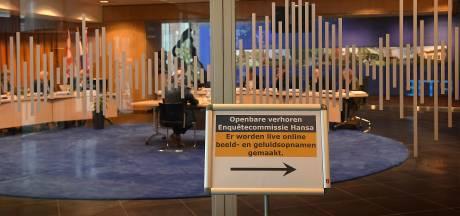 Twijfel over objectiviteit  enquêtecommissie Hansa