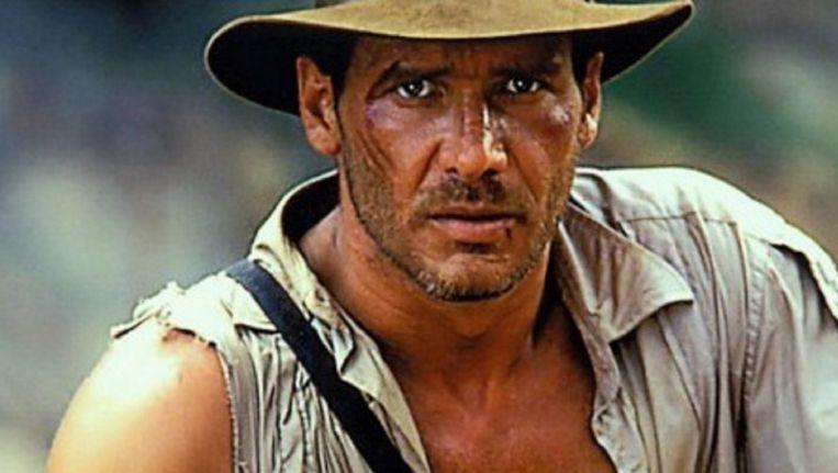Harrison Ford als Indiana Jones Beeld