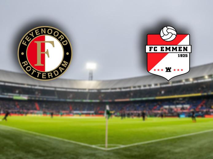 Feyenoord FC Emmen