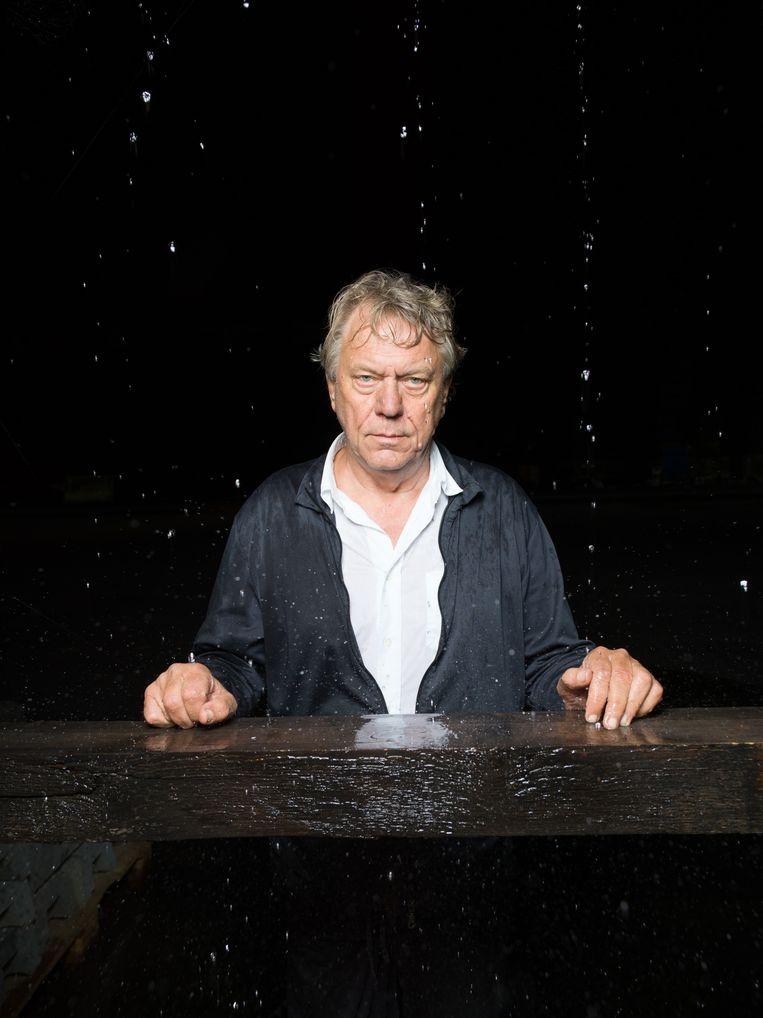 Theatermaker Johan Simons. Beeld Ivo van der Bent