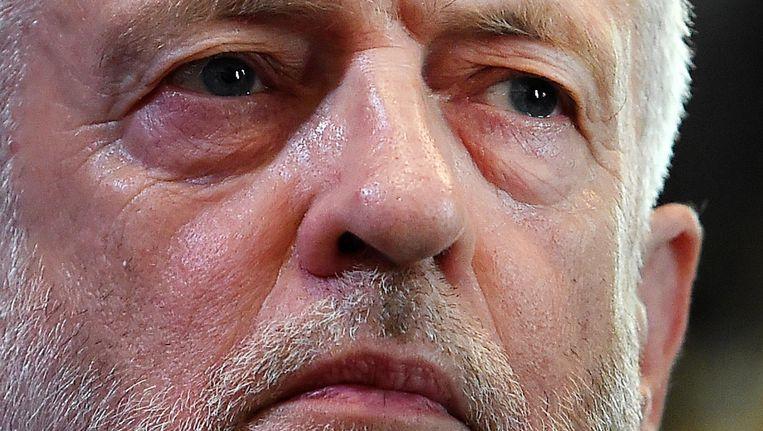 Jeremy Corbyn Beeld epa