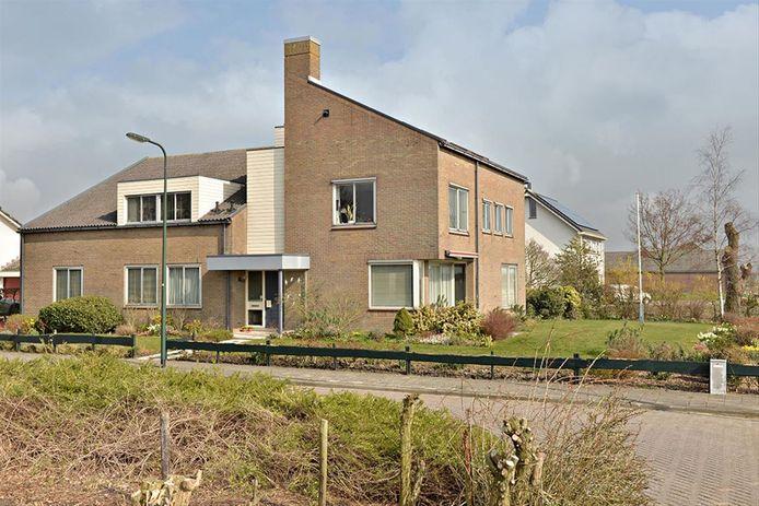De voormalige huisartsenpraktijk in Poortvliet.
