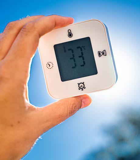L'alerte rouge pour extrême chaleur prolongée jusqu'à mardi