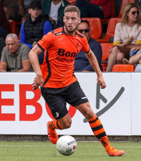Frank Heus van Sparta Nijkerk naar Hoogland