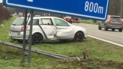 Ongeval R0 Ruisbroek blijkt ongeval met vluchtmisdrijf