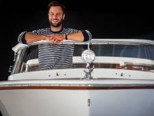 Sirio Barone haalt Venetiaanse watertaxi naar Dordrecht: 'George Clooney trouwde op zo'n boot'