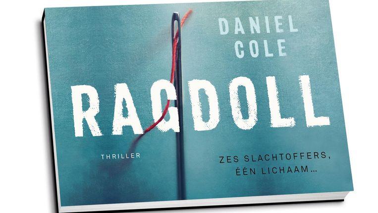 Een dwarsligger van Daniel Cole Beeld Royal Jongbloed