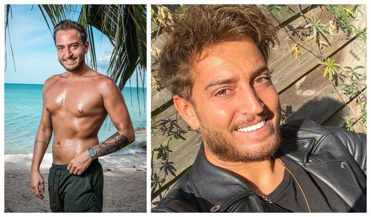 Gino deed in 2018 mee aan Temptation Island