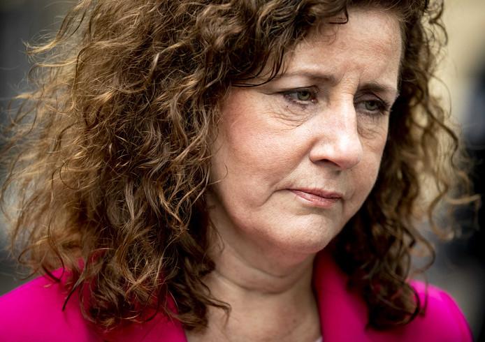 D66'er Ingrid van Engelshoven, minister van Onderwijs, Cultuur en Wetenschappen (OCW)