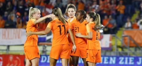 Oranje Leeuwinnen naar Utrecht voor 'finale' tegen Zwitserland