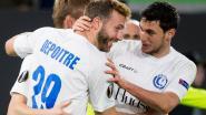AA Gent doet gouden zaak in Europa League na knappe uitzege tegen Wolfsburg