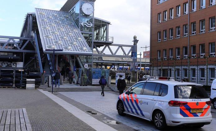 Beveiliging station Den Bosch
